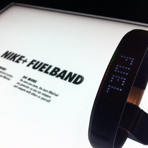 NikeFuelBand