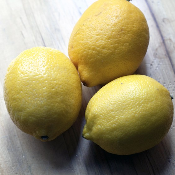 Whole Lemons