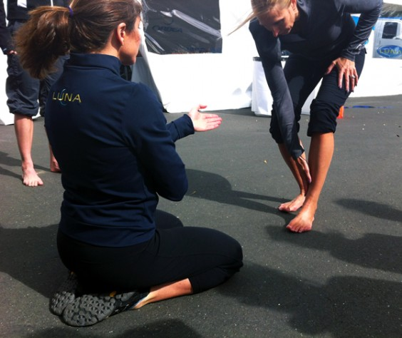 Barefoot Running Clinic