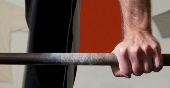 deadlift grip