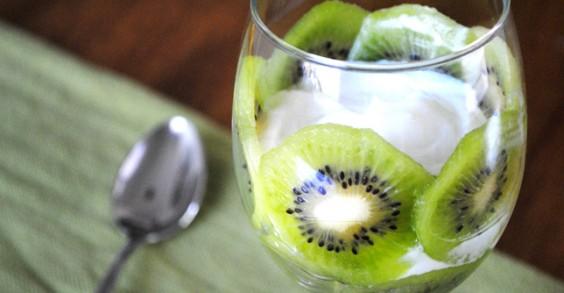 Kiwi Parfait