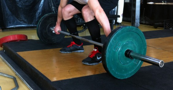 Health Hack: Curse When Lifting Weights