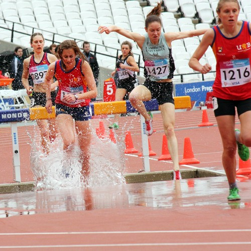 15 Things You Didn't Know About Olympic Steeplechase | Greatist