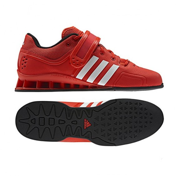 Inch Heel Weightlifting Shoes