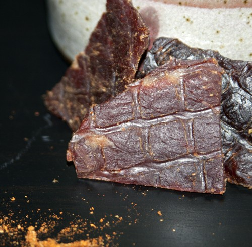 Dangerfood: Beef Jerky