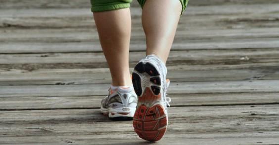 Boardwalk Running