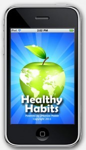 Healthy Habits app