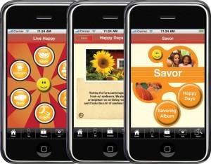 live happy app