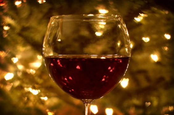 wine heart health