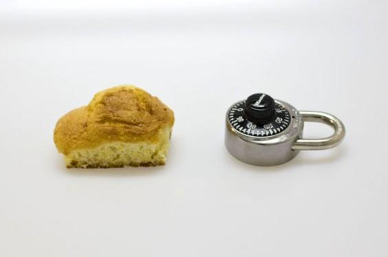Corn Bread and Lock