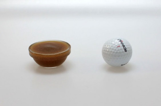 Gravy and Golf Ball