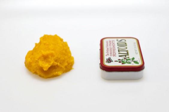 Sweet Potato and Altoids