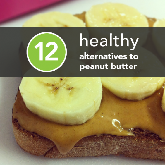 12 Healthy Alternatives to Peanut Butter