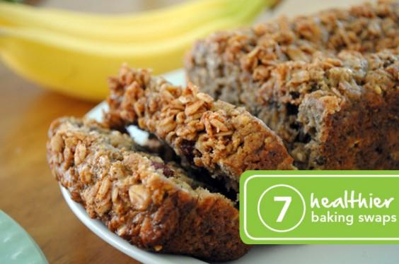 7 Healthier Baking Fat Swaps