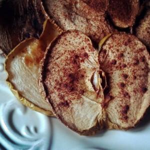 Sandy Apple Chips