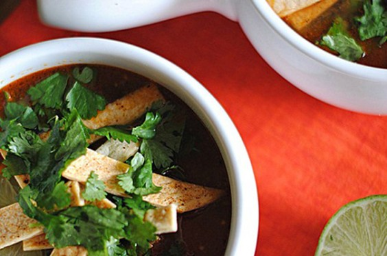 Chipotle Chicken Soup
