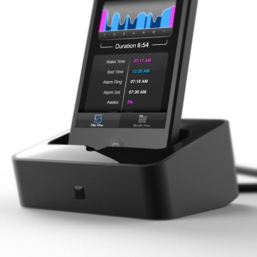 Lumawake iPhone Dock