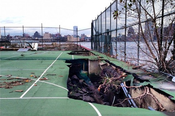 Sandy Tennis