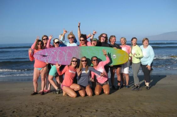 SwellWomen Surf Retreat
