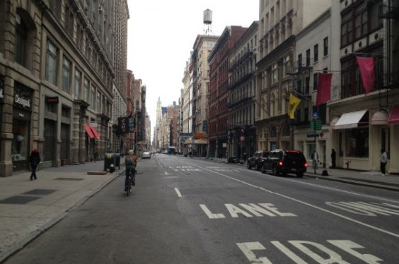 hurricane sandy soho