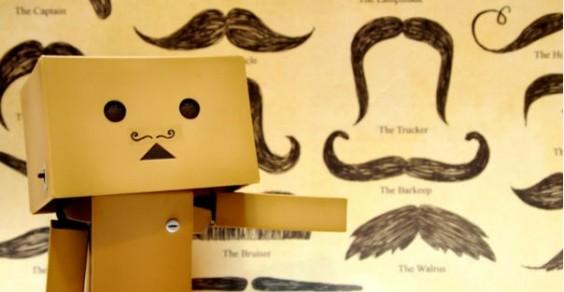 moustache types