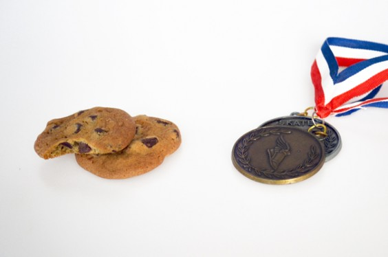 Cookies and Medals