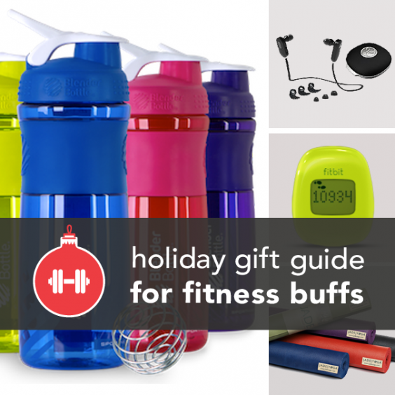 Gift Guide for Fitness Buffs