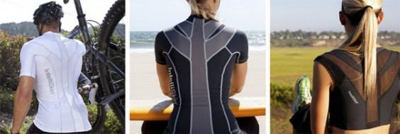 IntelliSkin Posture Apparel