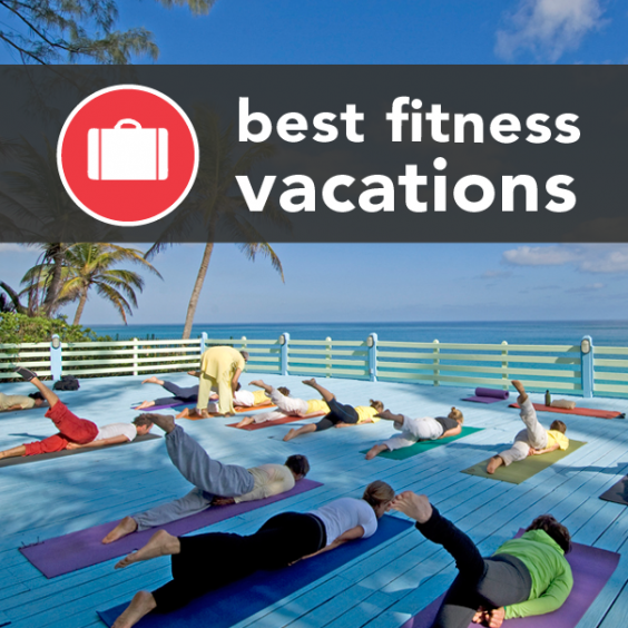 The 17 Most Amazing Fitness Vacations
