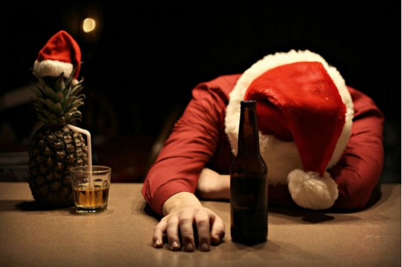 Quote: Don't Get Blackout at the Christmas Party | Greatist