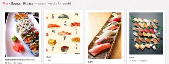 pinterest sushi