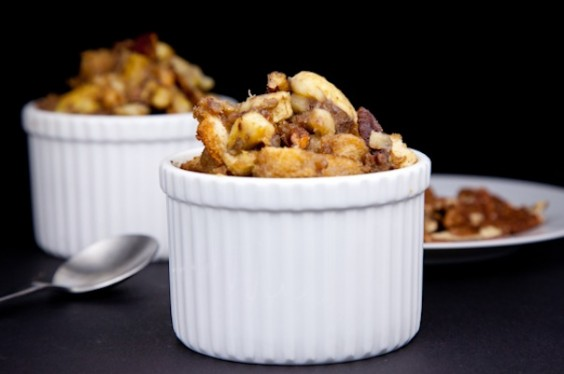 Banana Brown Betty