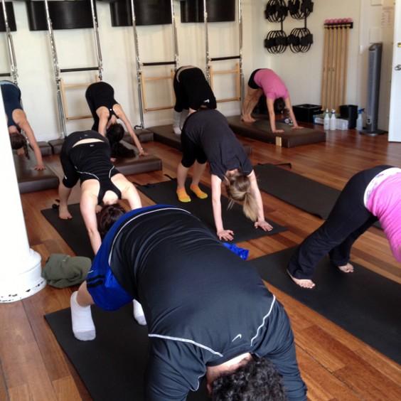 Core Pilates NYC