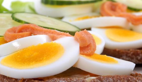 Eggs with Yolk
