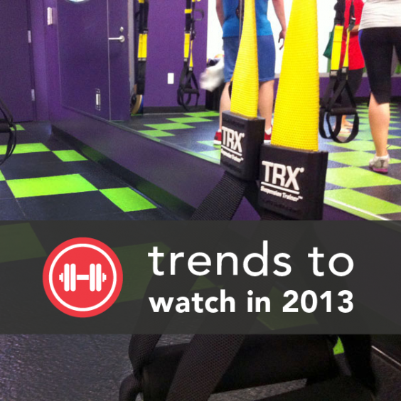 Health and Fitness Trends to Watch in 2013