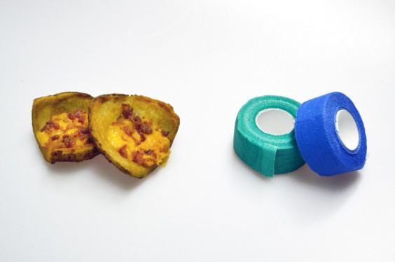 Potato Skins and Tape