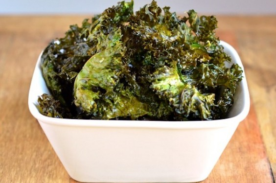 Superbowl Kale Chips