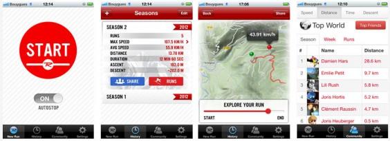 skipursuit ski app