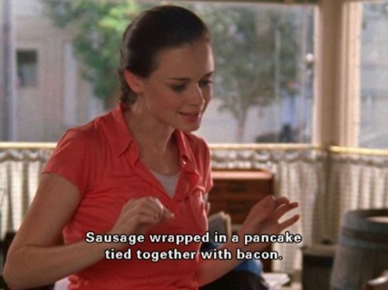 gilmore girls: yale special