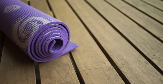 40 Ways to Reduce Stress: Yoga
