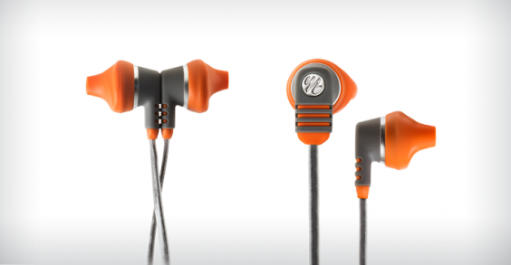 Finally, A Pair of Earphones That Never Hurt and Never Fall Out!