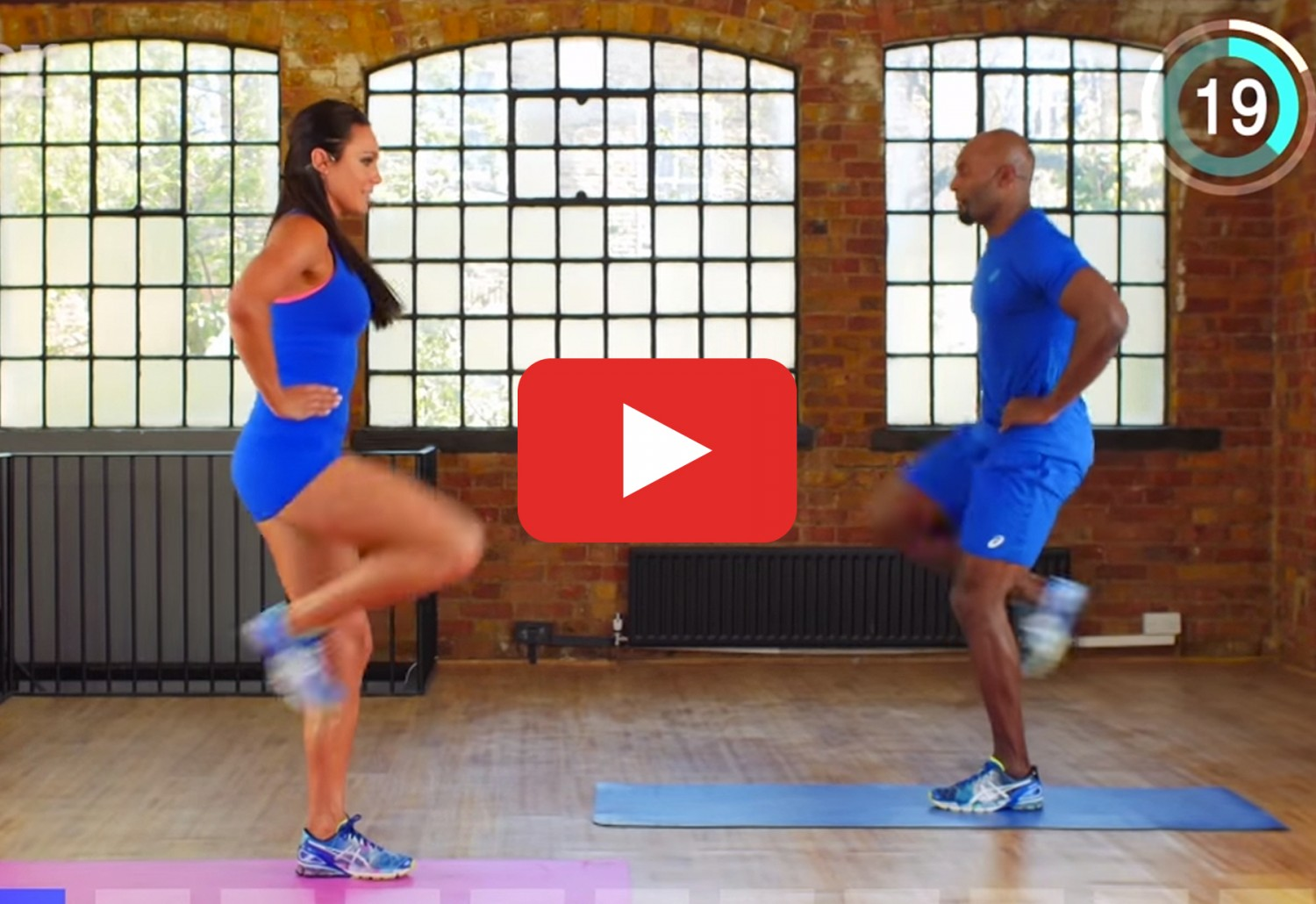 HIIT Workout: The 7-Minute Total-Body Plan