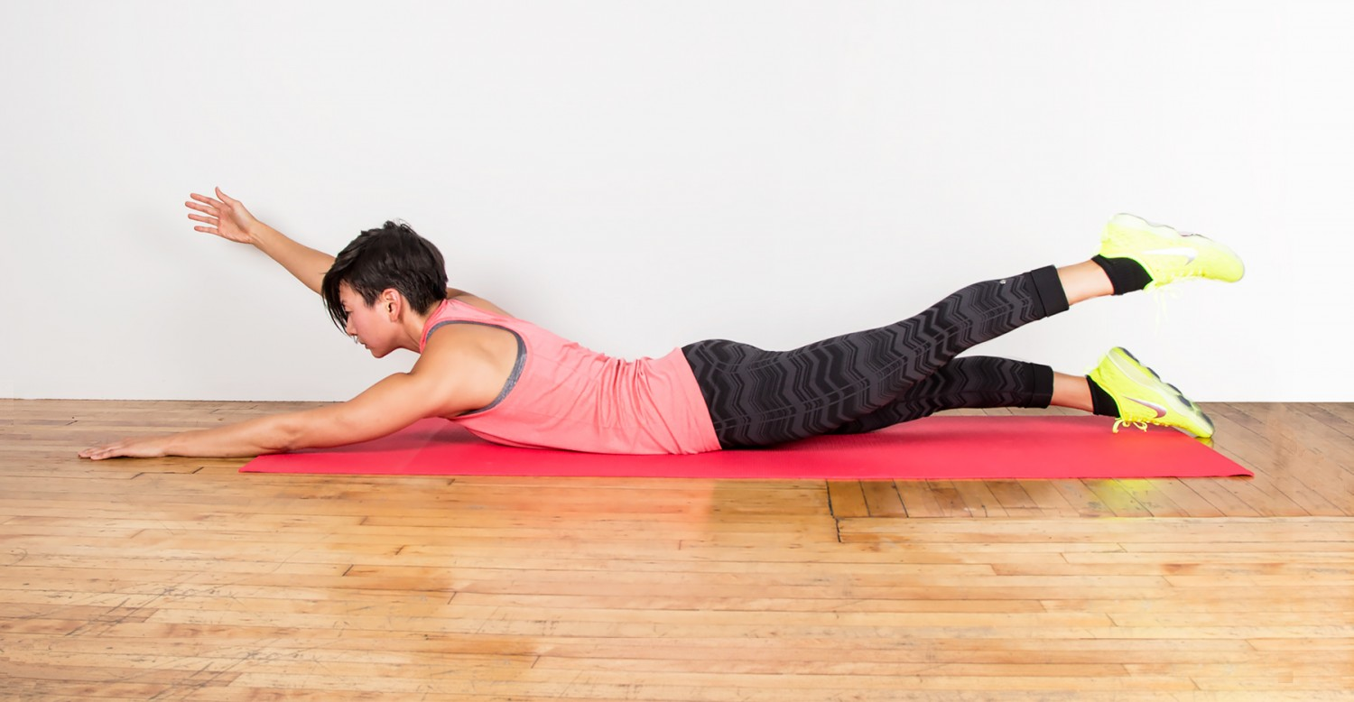 Workout Exercises At Home Without Weights