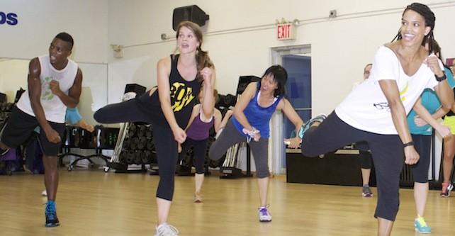 Workout Programs Like Zumba
