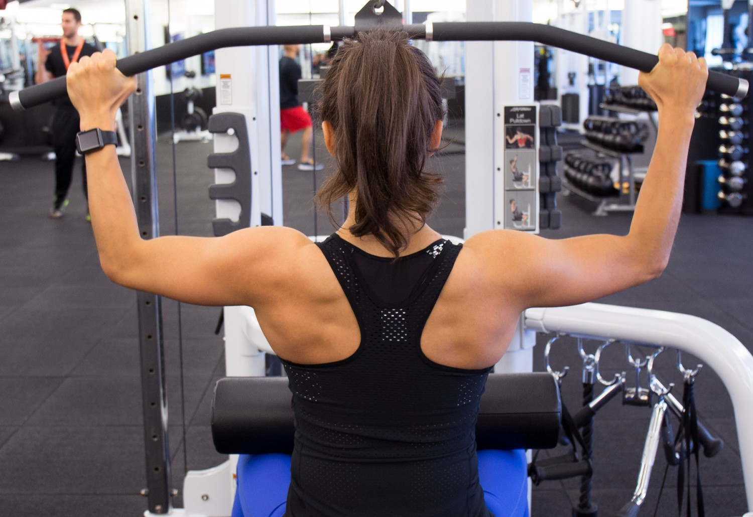 Gym workouts the only exercise machines worth using