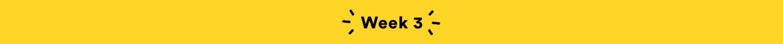 Week 3 - GreatistYou Recaps
