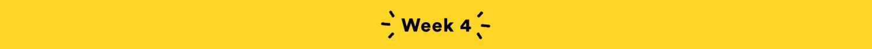 Week 4 - GreatistYou Recaps