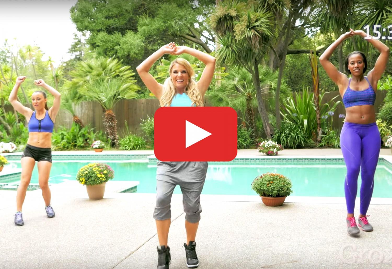 Latin Dance Workout Video