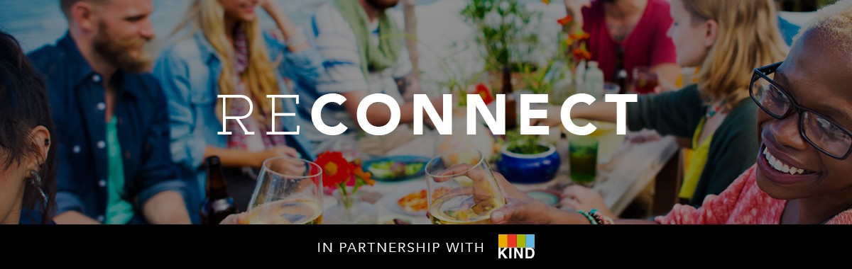 Greatist and KIND Reconnect Program: August