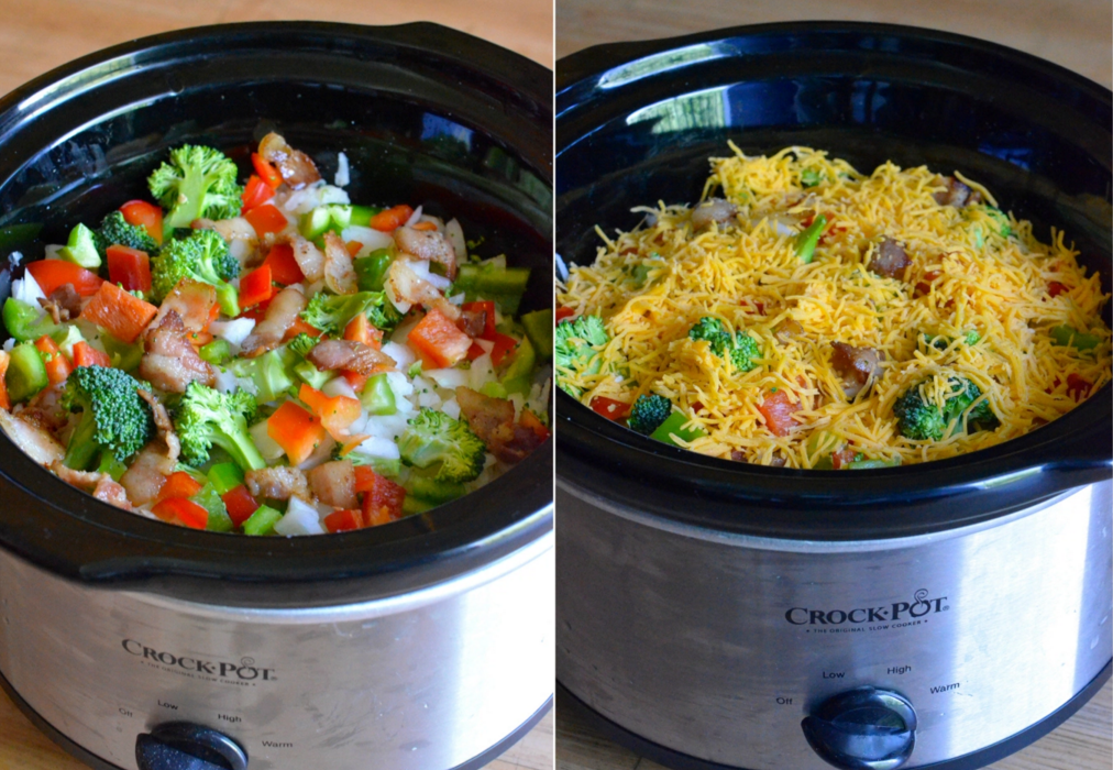 breakfast crock pot recipes 27 easy healthy breakfasts